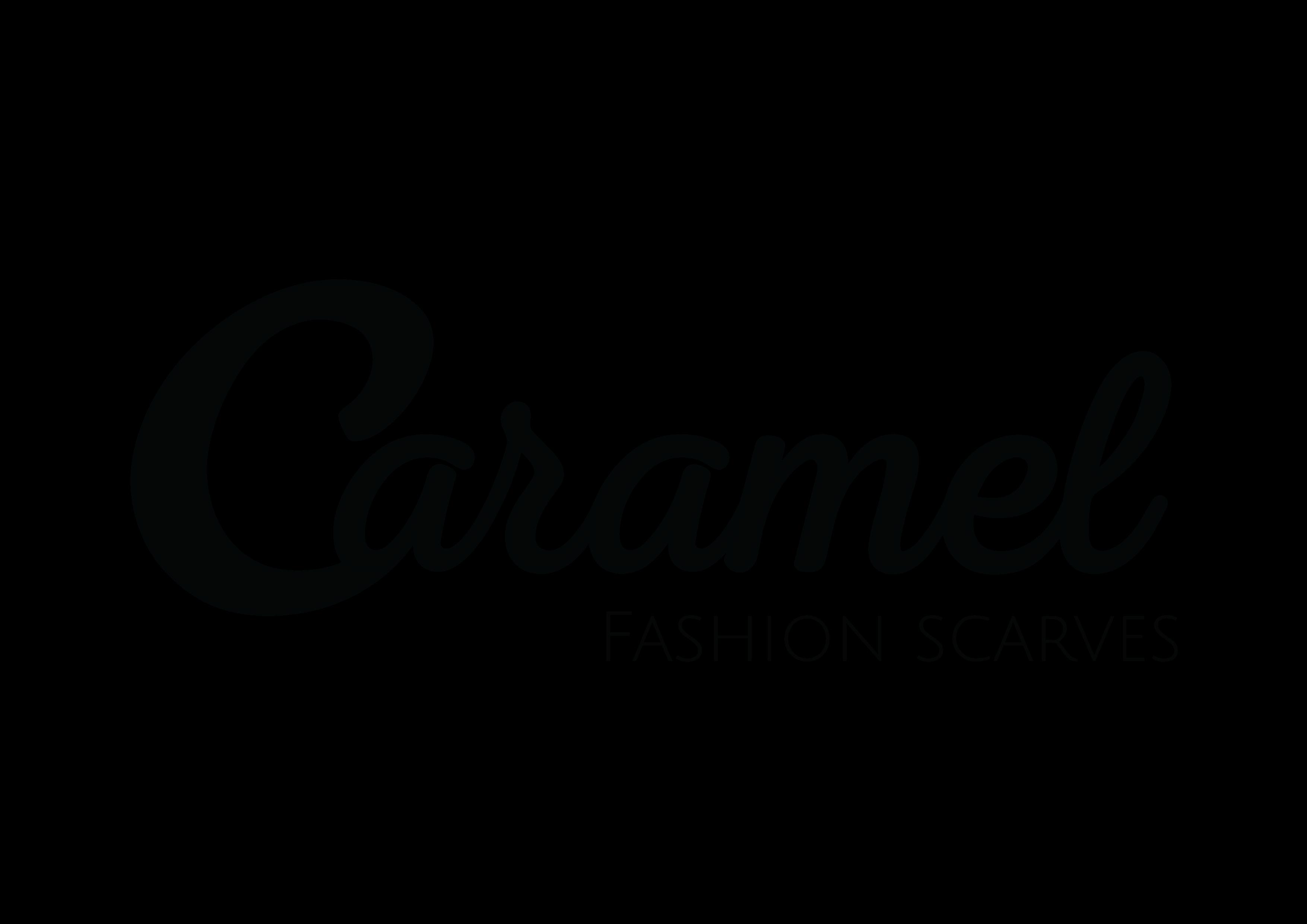 Caramel Scarves